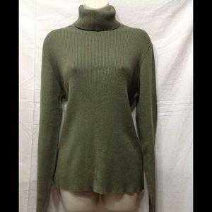 Women's size XXL OLD NAVY turtleneck sweater